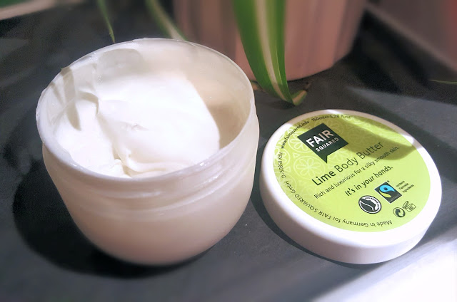 Lime Body Butter*, Fair Squared