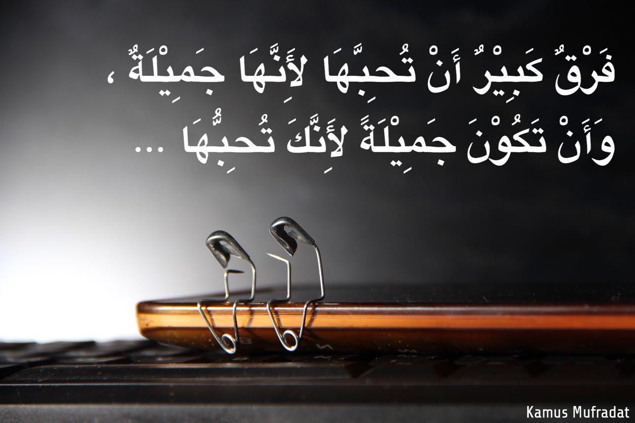 29 Kata Mutiara Cinta Dalam Bahasa Arab Dan Artinya Gambar Kamus Mufradat
