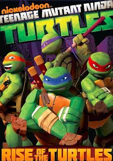 DVD Review - Teenage Mutant Ninja Turtles: Rise of the Turtles