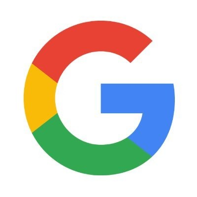 Logo G google mirip logo Global TV