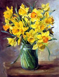 pinturas-realistas-florales