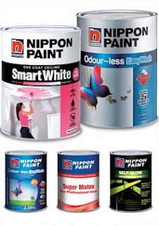 Harga Cat Nippon Paint Di Indonesia