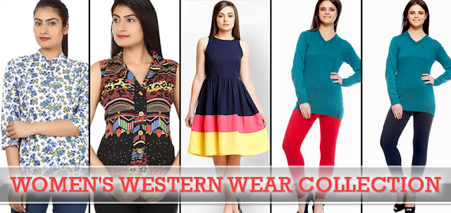 Womens Western Wear Tops And Shirts And Leggings And Jeggings Online Shopping 2016-2017 with free shipping and cod in India