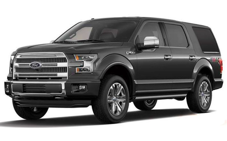 2019 Ford Expedition - Ford References