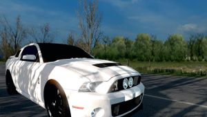 Car- Ford Mustang (NFS Edition) v 2.0