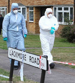 nigerian murdered london sunday