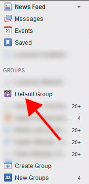 How to delete a group from facebook jason queally in the left panel of your facebook homepage you will certainly see a section called teams under this area search for the name of your team and also ccuart Image collections