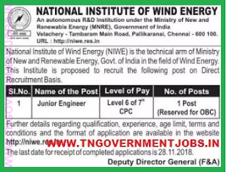 wind-energy-central-govt-office-chennai-mechanical-engineer-junior-engineer-post-recruitment-official-notification-tngovernmentjobs-in