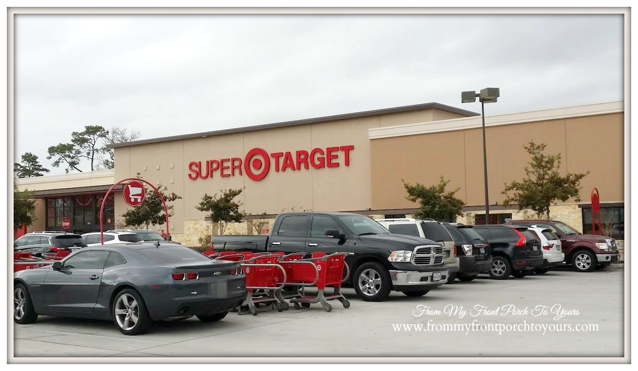 From My Front Porch To Yours Target Cartwheel App Review