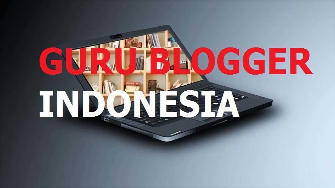 Guru Blogger Indonesia, manfaat ngeblog, keuntungan menjadi penulis blog
