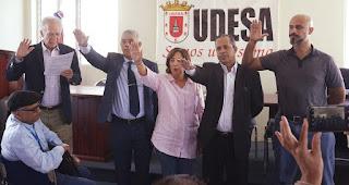 Rubén Muñoz electo presidente de la Asociación Fútbol deSantiago