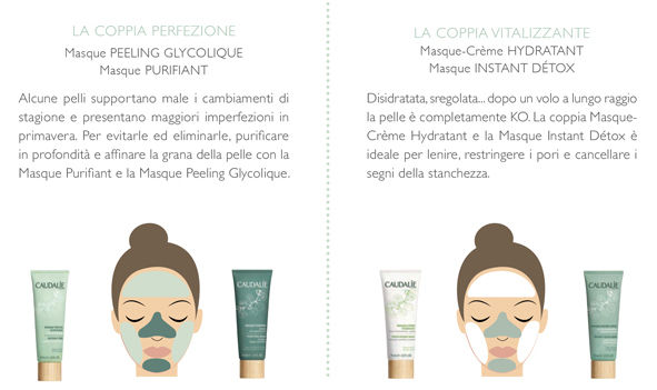 Caudalie mix and masks su Fashion and Cookies beauty blog, beauty blogger