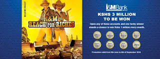 Reach for riches promotion i&m bank