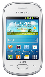 Spesifikasi dan harga Samsung Galaxy Star S5282 terbaru