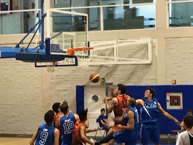 Vive el basket con eduardo burgos la tensi n defensiva for La clave marbella