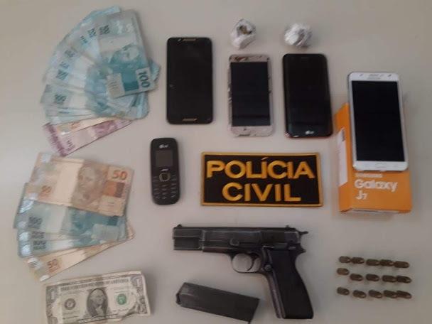 Vítima reconhece por site de notícias objetos furtados de sua casa