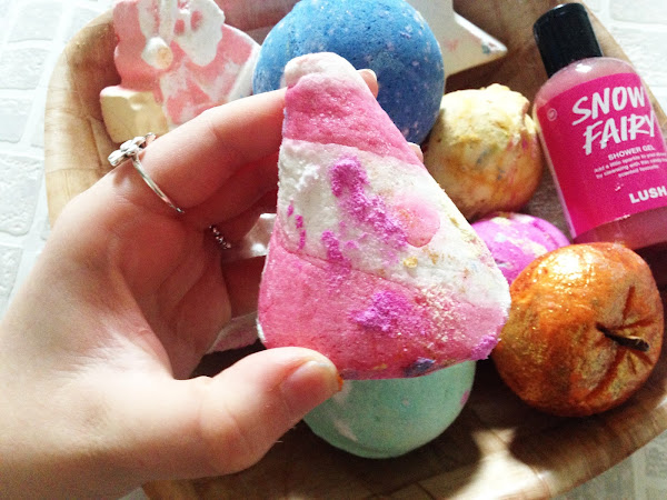 Lush Haul {3 Seasonal Products I love} | Beauty