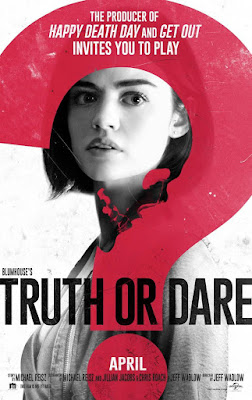 Truth Or Dare 2018 DVD R1 NTSC Latino