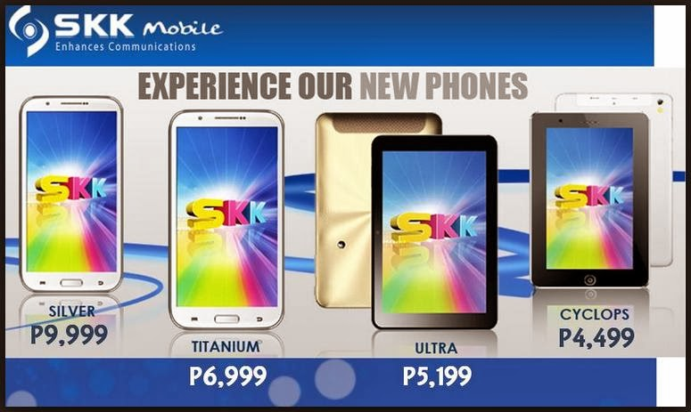 SMARTPHONE GAMERS TECHBLOG: SKK Mobile Latest Pricelist Both