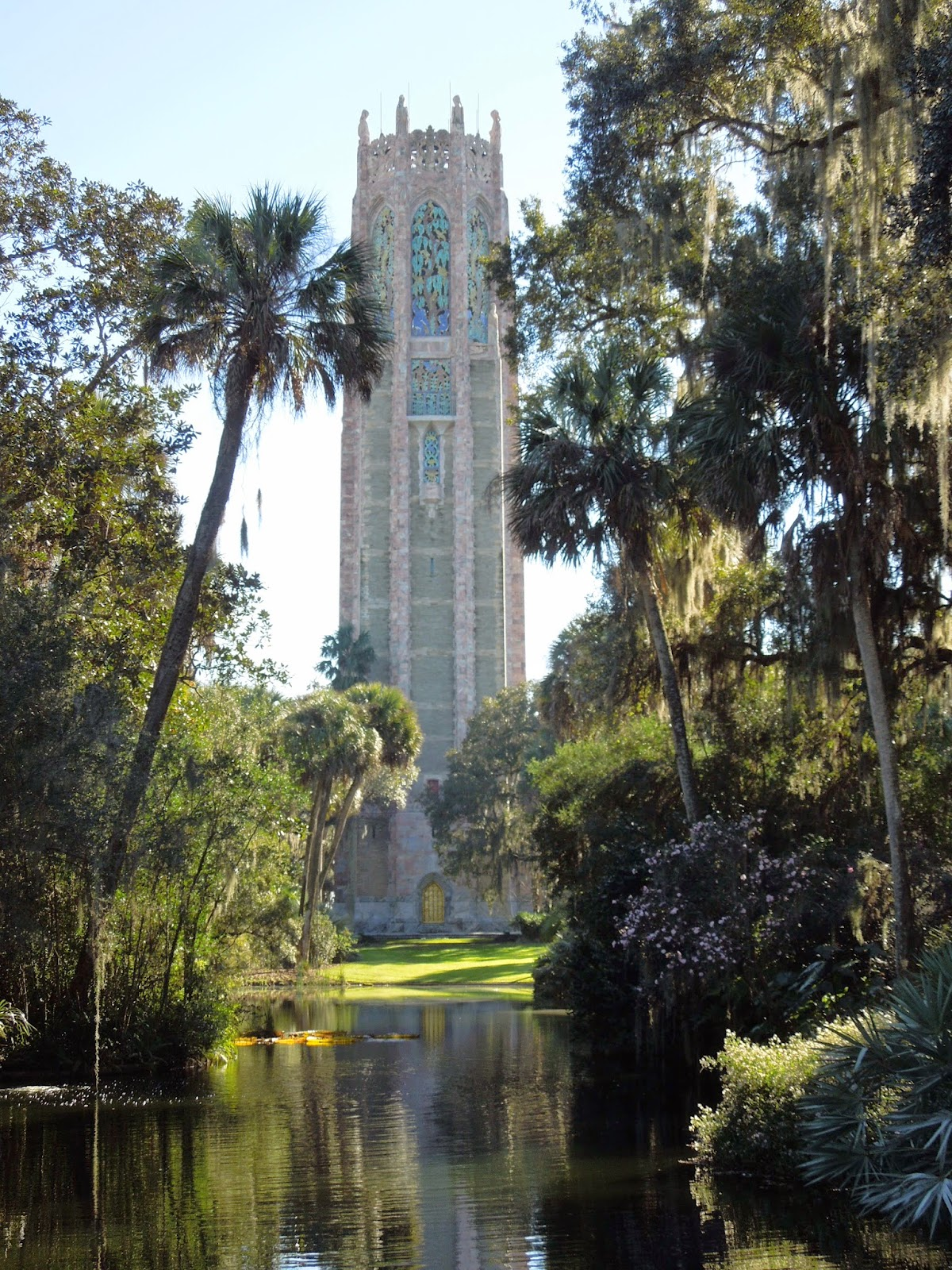 Sweet Escapes The Holiday Home Tour At Bok Tower Gardens