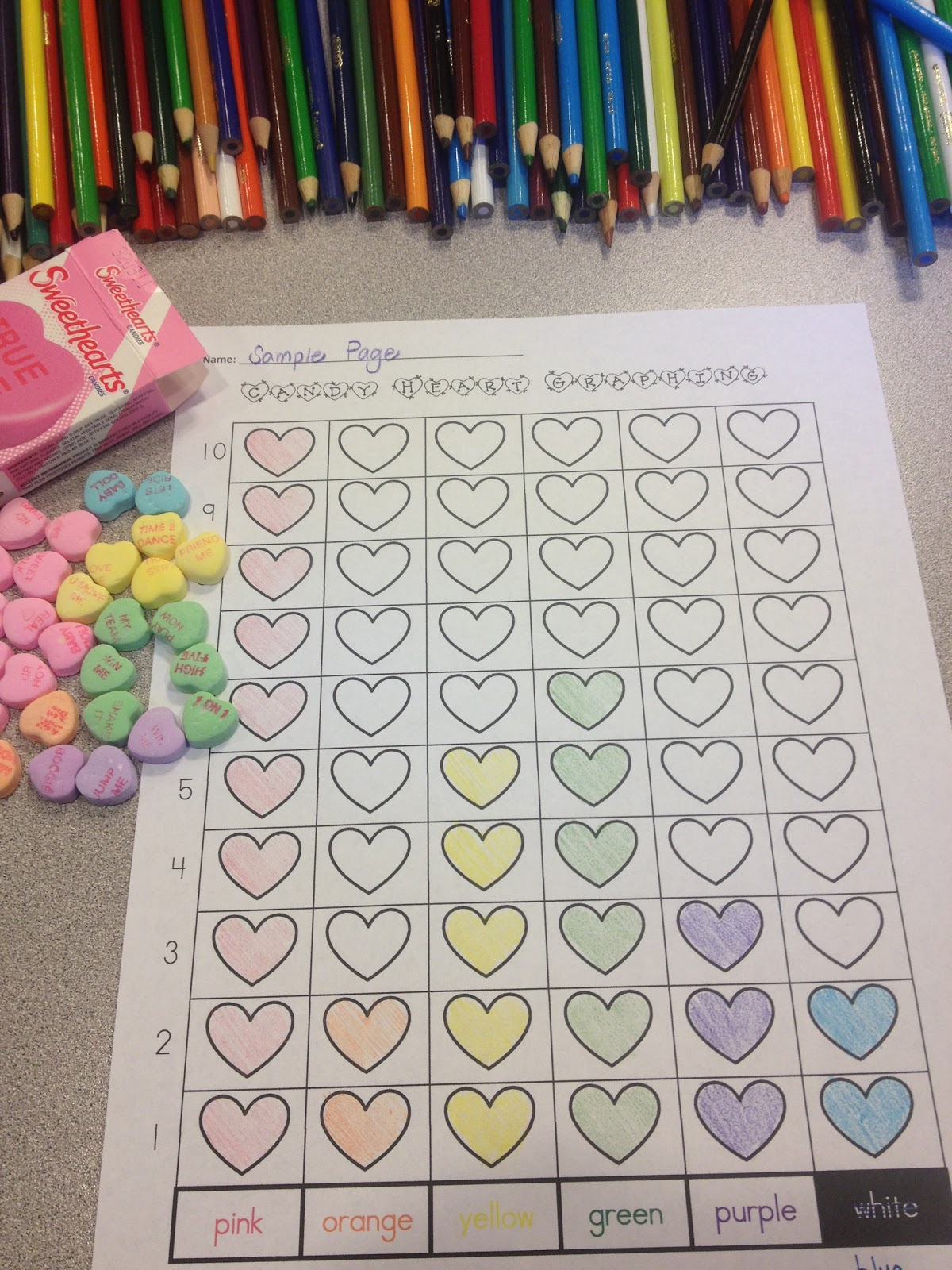Adventures In Tutoring And Special Education Valentine S