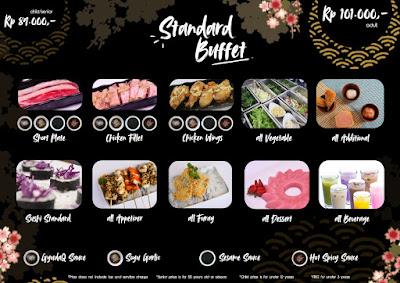 harga GyudaQ Japanese BBQ