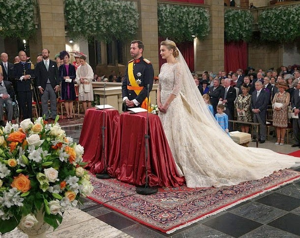Atualizados+recentemente2898 - Casamento Real - Príncipe Guillaume do Luxemburgo ♥ Condessa Stéphanie de Lannoy