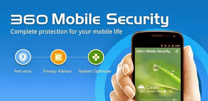 Protect your mobile device with 360 Mobile Security, a top of the line  mobile security app designed to protect your Android phone against the  latest viruses ...
