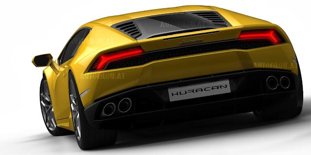 Lamborghini Hurácan LP610-4