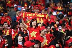 Bóng đá Việt Nam phát triển nhanh bậc nhất châu Á