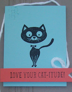 Stampin' Up! Made by Susan Merrey Independent Stampin' Up! Demonstrator, Craftyduckydoodah!, You Little Furball, August 2015,