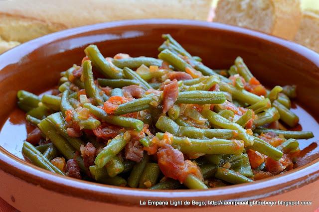 receta-de-judias-verdes-con-tomate-y-jamon