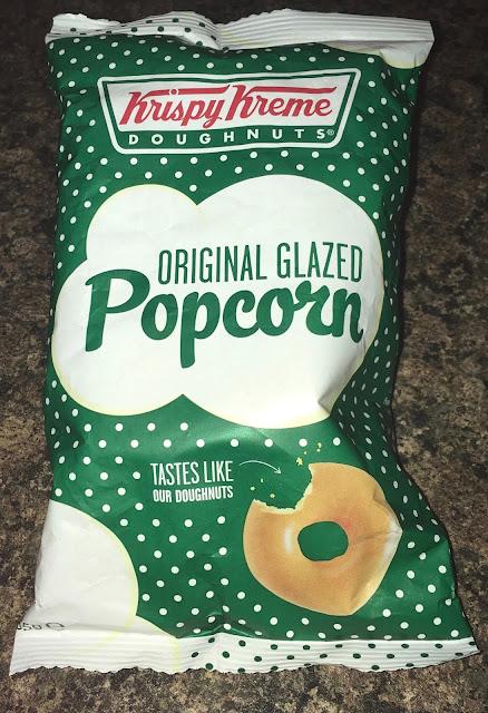 Original Glazed Popcorn (Krispy Kreme)
