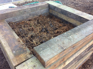 gardening, hot beds, how to, pig row