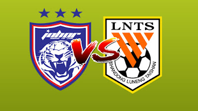 Live Streaming JDT vs Shandong Luneng AFC Champions League 24.4.2019