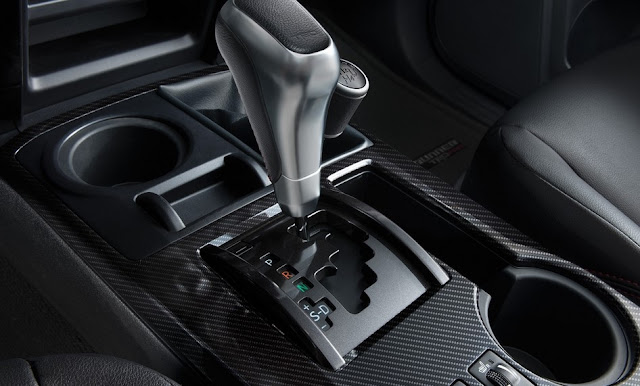 2017 Toyota 4runner Interior Specs