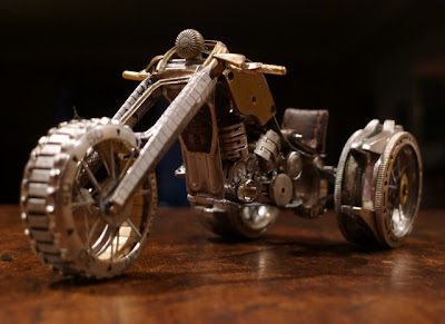 Cool and Creative Creations from Watch Parts (16) 5
