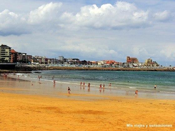 Playa de Brazomar, Castro Urdiales, Cantabria