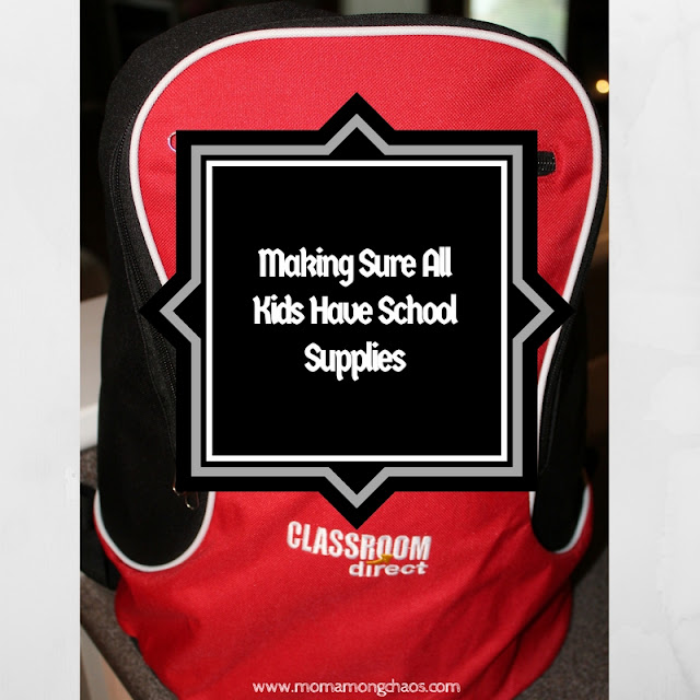 CLASSROOM direct, back to school, savings, deals, needy, charity, helping kids