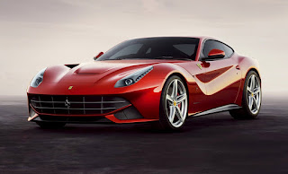 The Type Of Ferrari F12berlinetta