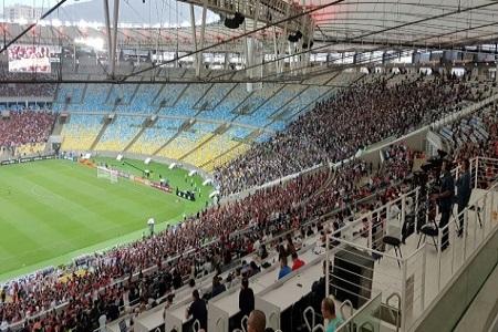 Clássico Flamengo x Botafogo ao viov 2018