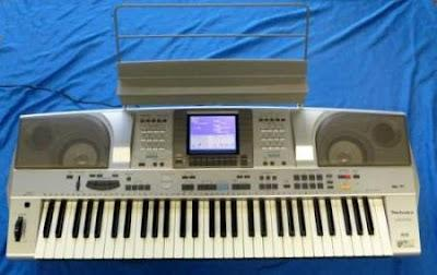 KEYBOARD TECKNICS SX-KN - Central Musik