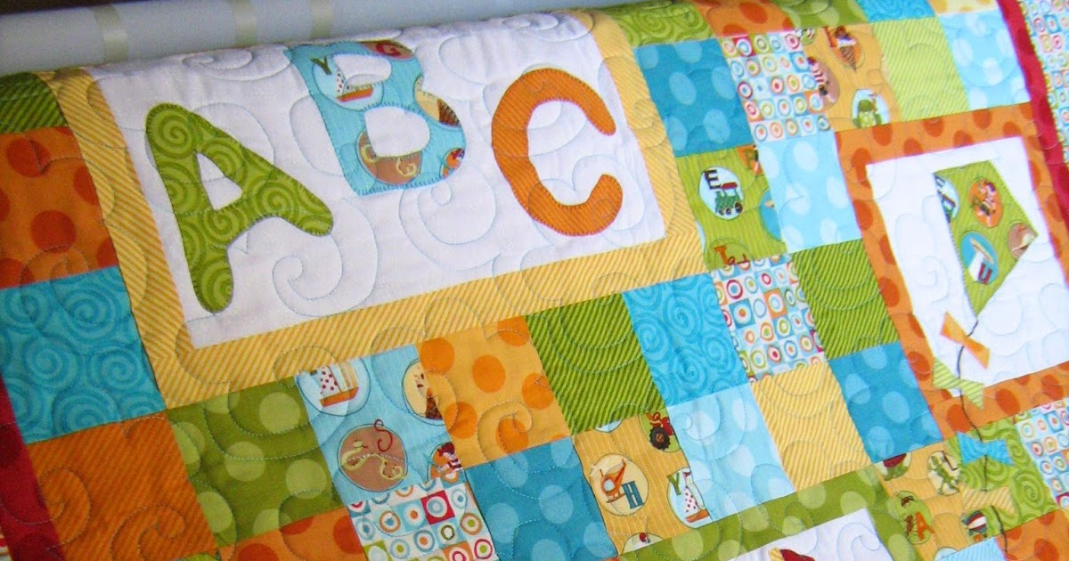 Inch By Inch Quilting Sweet Dreams A Baby Quilt By Joan