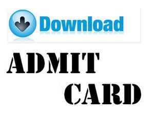 AP Postal Circle Admit Card 2016