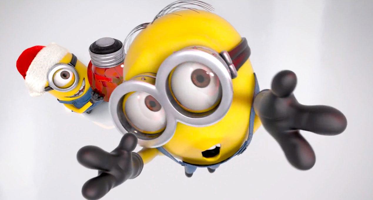 Tải Hình Ảnh nền Minion dễ thương cute nhất full HD