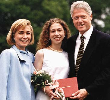 The Maybelline Story Chelsea Clinton Maybe I Was Born This Way