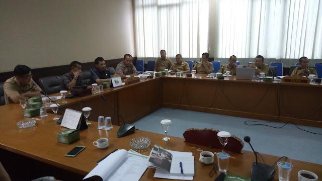 Komisi III DPRD OKI Minta Amdal PT WAJ di Evaluasi