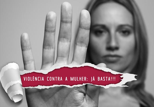 Santa Luzia é a 5ª cidade do estado em nº de casos de violência contra mulher