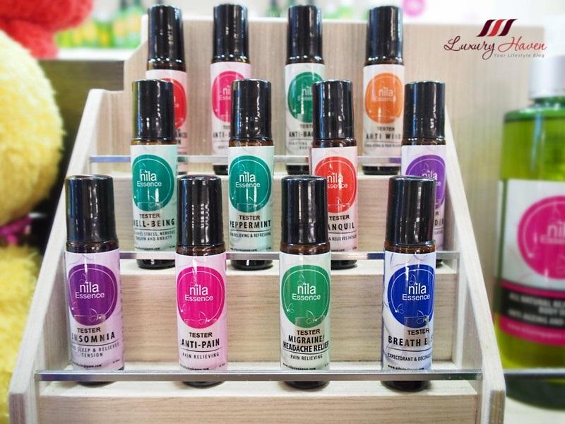 aromatherapy nila essence roll on promotion