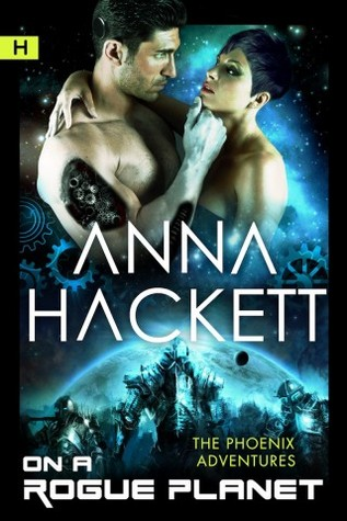 On a Rogue Planet by Anna Hackett